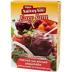 Ζελατίνη ΑΦΟΙ ΧΑΪΤΟΓΛΟΥ Easy Jam πηκτικό για σπιτική μαρμελάδα (200g)