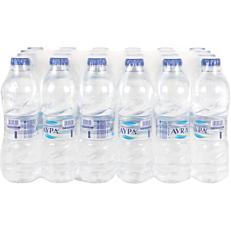 Νερό ΑΥΡΑ φυσικό μεταλλικό επιτραπέζιο (24x500ml)