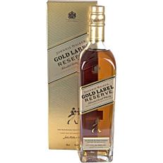 Ουίσκι JOHNNIE WALKER Gold Label Reserve (700ml)