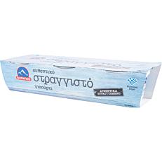 Γιαούρτι ΟΛΥΜΠΟΣ στραγγιστό 10% λιπαρά (3x200g)