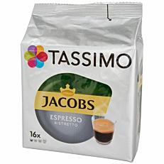Καφές TASSIMO espresso ristretto (128g)