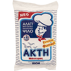 Αλάτι ψιλό ΑΚΤΗ Μεσολογγίου (1kg)