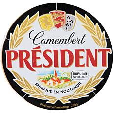 Τυρί PRÉSIDENT camembert (250g)