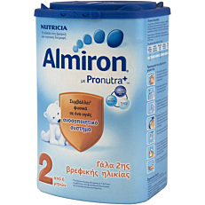 Γάλα σε σκόνη ALMIRON 2 για παιδιά 2ης βρεφικής ηλικίας
