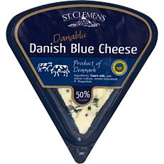 Τυρί ST. CLEMENS blue cheese Δανίας (100g)