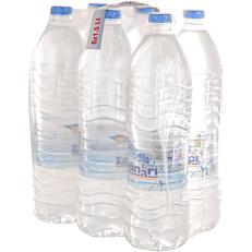 Νερό ΣΕΛΗΝΑΡΙ φυσικό επιτραπέζιο (6x1,5lt)