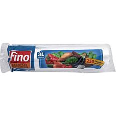 Σακούλες τροφίμων FINO BAGS μεσαίες 25x37cm (250τεμ.)