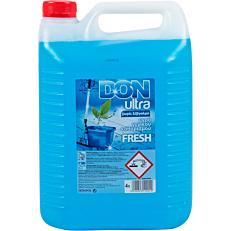 Καθαριστικό DON γενικής χρήσης σε δύο τύπους, υγρό (4lt)