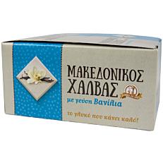 Χαλβάς ΑΦΟΙ ΧΑΪΤΟΓΛΟΥ Μακεδονικός με γεύση βανίλια (16x40g)