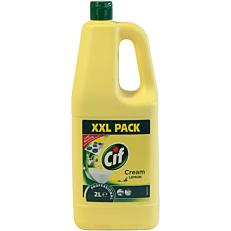 Καθαριστικό CIF professional με άρωμα λεμόνι, κρέμα (2lt)