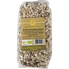 Δημητριακά ΘΡΕΨΙΣ Μούσλι με ιπποφαές βιολογικά (bio) (350g)