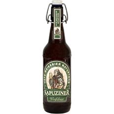 Μπύρα KAPUZINER weiss (500ml)