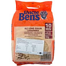 Ρύζι UNCLE BEN'S μακρύκοκκο (5kg)
