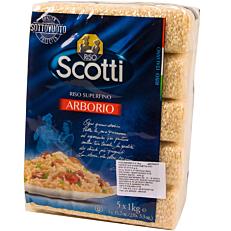 Ρύζι SCOTTI ριζότο (5x1kg)