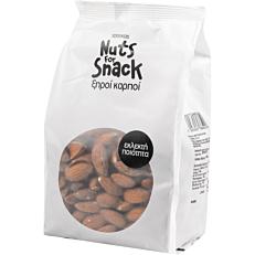 Αμύγδαλα SDOUKOS Nuts For Snack ψίχα, ωμά (500g)