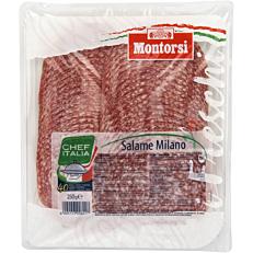 Σαλάμι MONTORSI Milano σε φέτες (250g)