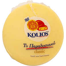 Τυρί KOLIOS ημίσκληρο παραδοσιακό (850g)