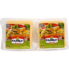 Αναπλήρωμα τυριού FAMILY Toast σε φέτες (400g)