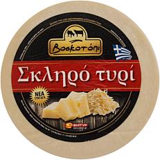 Τυρί ΒΟΣΚΟΤΟΠΙ σκληρό αγελαδινό 40% λιπαρά (~8kg)