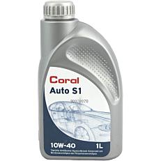 Λιπαντικό CORAL κινητήρα 10W40 (1lt)