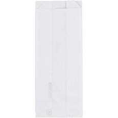 Χαρτοσακούλες λευκές βεζιτάλ 9,5x26cm (5kg)