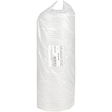 Καπάκια PP για σκεύη στρογγυλά 500ml (50τεμ.)