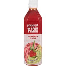 Aloe Vera PREMIUM ALOE φράουλα (500ml)