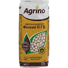 Όσπριο AGRINO φασόλια βανίλιες Φενεού Π.Γ.Ε (500g)