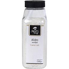 Αλάτι χοντρό MASTER CHEF (1,050kg)