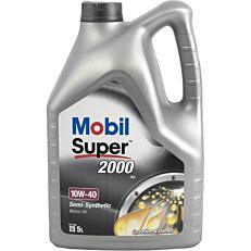 Ημισυνθετικό MOBIL super (5lt)