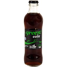 Αναψυκτικό GREEN COLA (250ml)