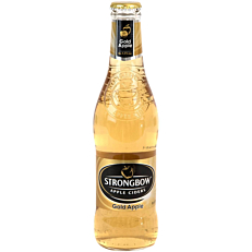 Μηλίτης STRONGBOW gold apple (330ml)