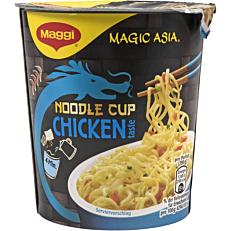 Ημιέτοιμο γεύμα MAGIC Asia noodles cup chicken (65g)