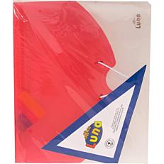 Φάκελος A4 PP με λάστιχο 12 θέσεων