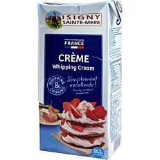 Κρέμα γάλακτος ISIGNY υψηλής παστερίωσης 35% λιπαρά (1lt)