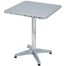 Τραπέζι RESORT LINE αλουμινίου 60x60