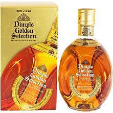 Ουίσκι DIMPLE Gold Selection (700ml)