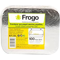 Καπάκια FROGO σκεύους KF28L (100τεμ.)