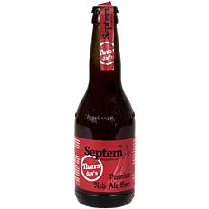 Μπύρα SEPTEM thurday's premium red ale (330ml)