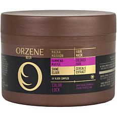 Μάσκα μαλλιών ORZENE για βαμμένα μαλλιά (250ml)