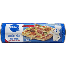 Ζύμη PILLSBURY φρέσκια ψυγείου για πίτσα (400g)