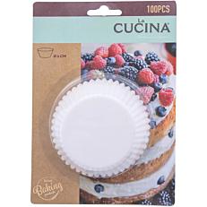 Φόρμες κέικ 12,5cm (100τεμ.)