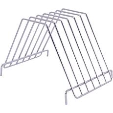 Βάση για 6 πλάκες κοπής μεταλλική