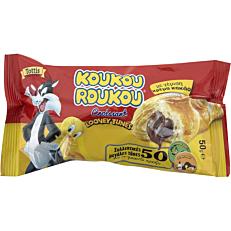 Κρουασάν KOUKOUROUKOU Tunes με γέμιση κρέμα κακάο (50g)