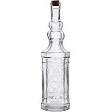 Μπουκάλι με πώμα φελλού σε 3 σχέδια 750ml