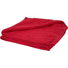 Πετσέτα YASEMI σώματος 100% βαμβακερή κόκκινη 70x140cm