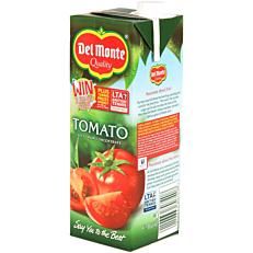 Φυσικός χυμός DEL MONTE τομάτα (1lt)