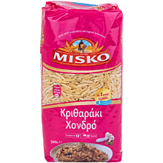 Πάστα ζυμαρικών MISKO κριθαράκι χονδρό (500g)