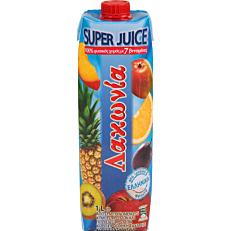 Φυσικός χυμός ΛΑΚΩΝΙΑ super juice (1lt)