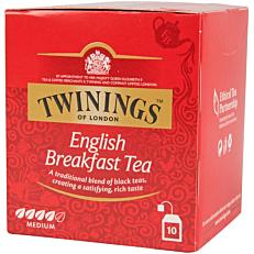 Τσάι TWININGS English breakfast (10x2g)